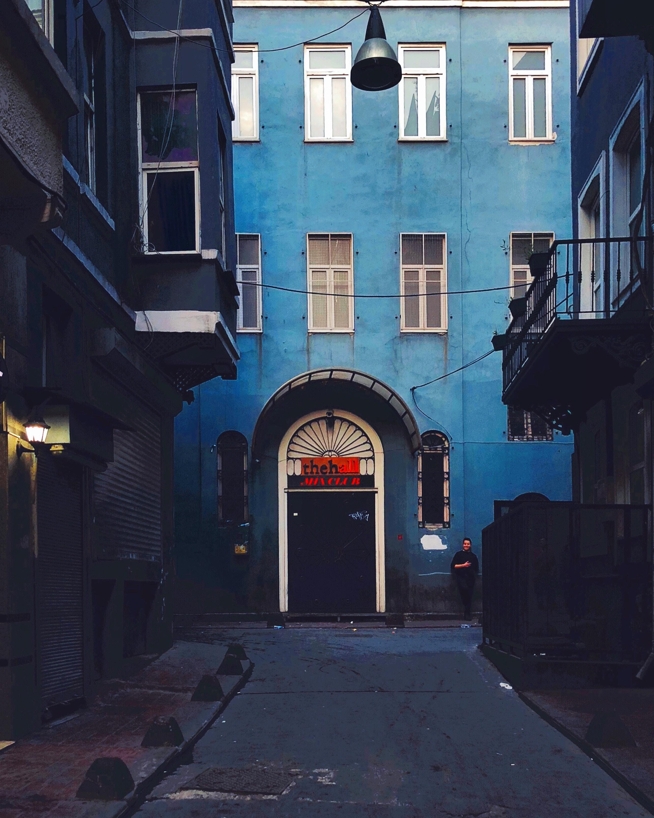 photo of store facade
