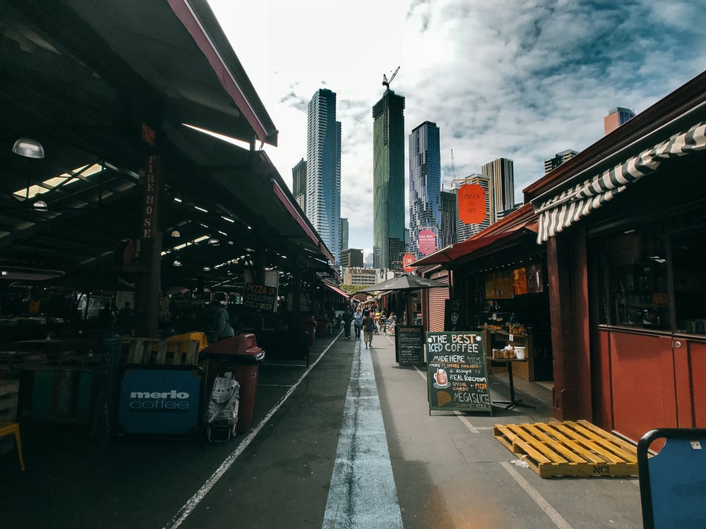 photo of street during daytime
