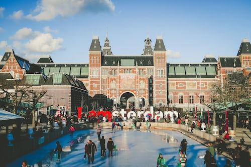 El mercado del museo