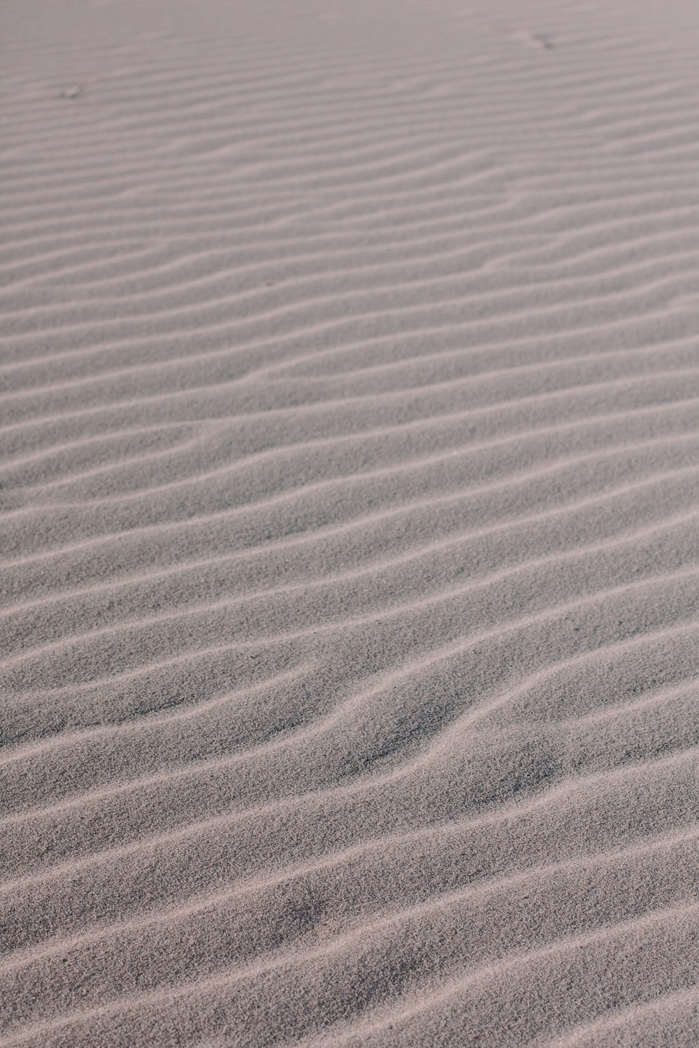sand wave formations