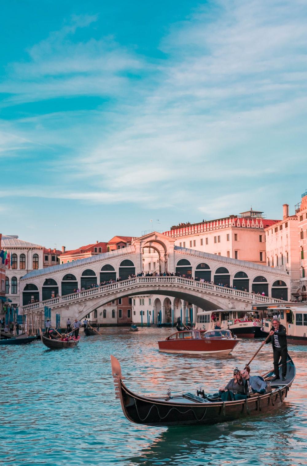 Rialto Bridge, Venice Italy