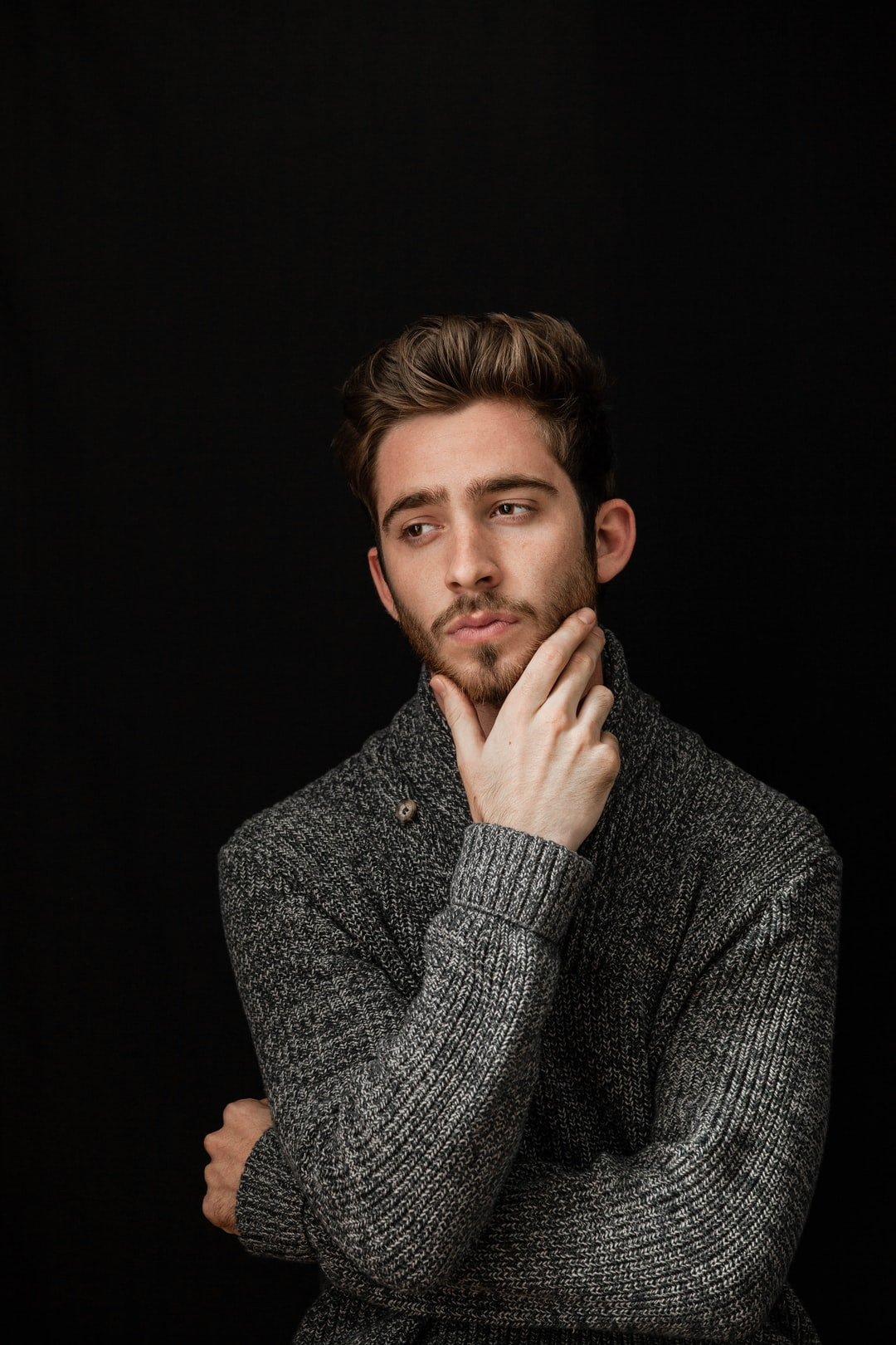I had the privilege of shooting some headshots for a very close friend of mine back in 2015. What makes me most proud of this shoot is that not only did we shoot these pictures in my house's hallway, it also landed him many rolls on short films. It even got him his first Acting Agent. Keep it up, Cameron! Love you bud.  Instagram: @cameronphayes