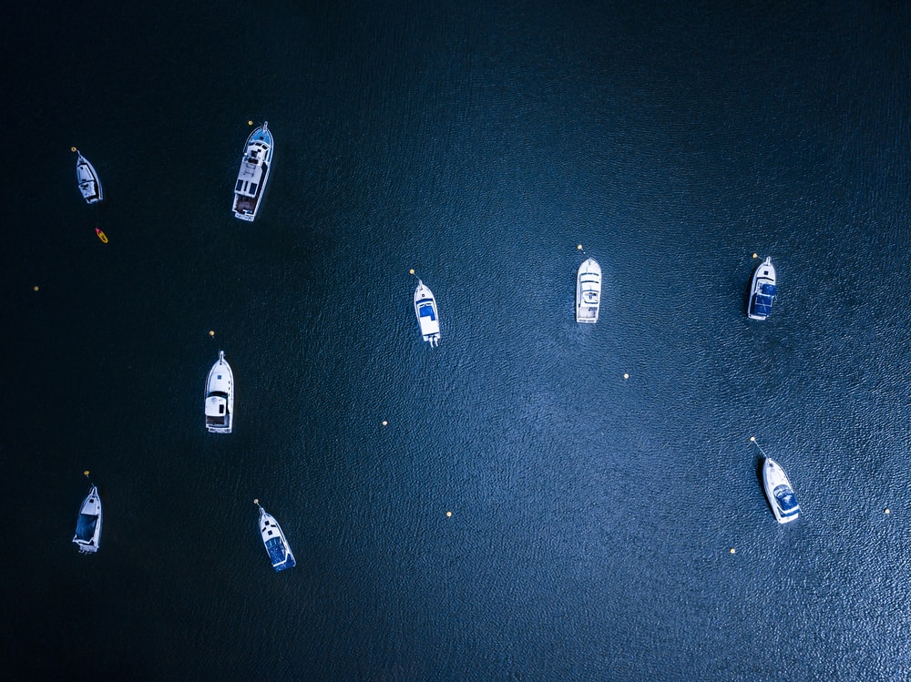 yachts on body of water during daytime