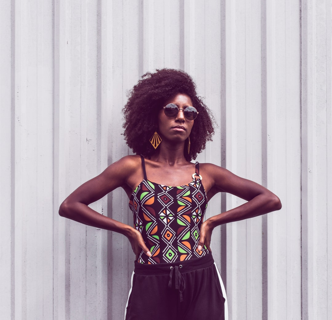 Black Style Woman