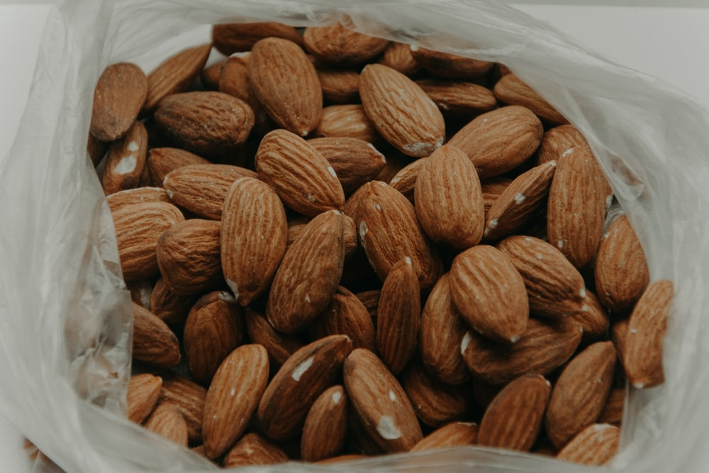 pack of nuts