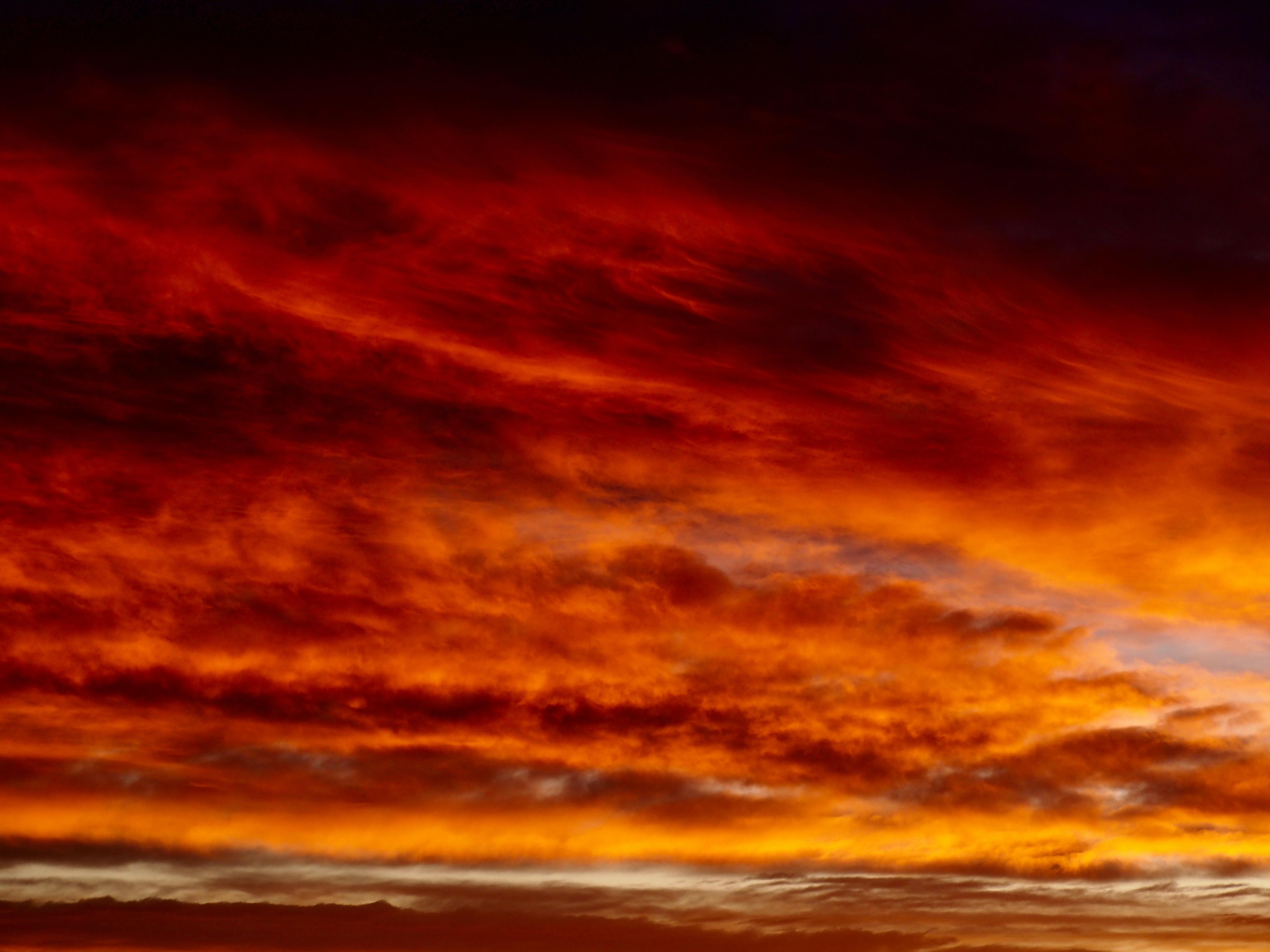 altostratus clouds