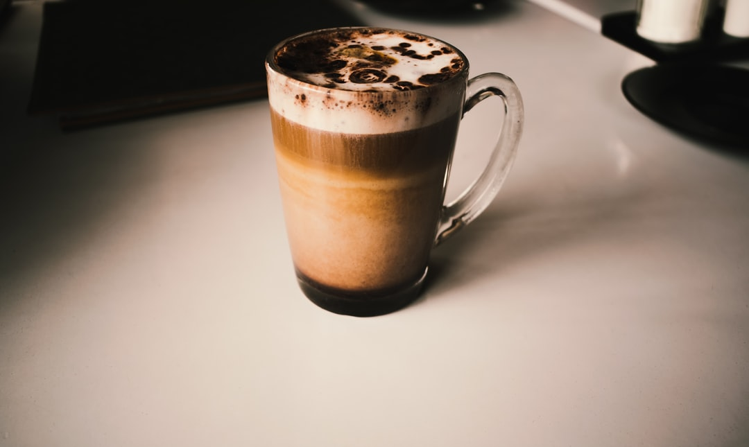 Brazilian Hot Buttered Toffee Coffee
