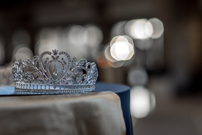 Crown On A Table