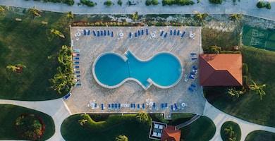piscine de sable