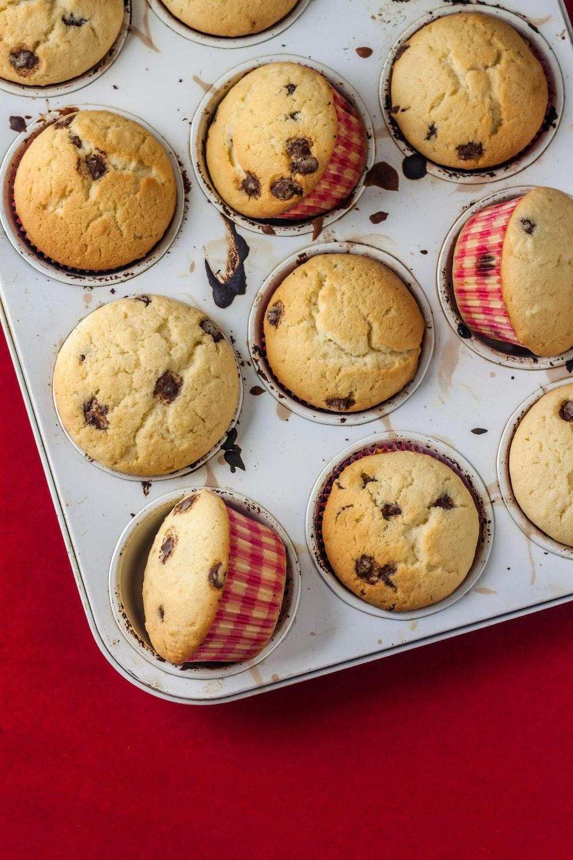 cookies on pan