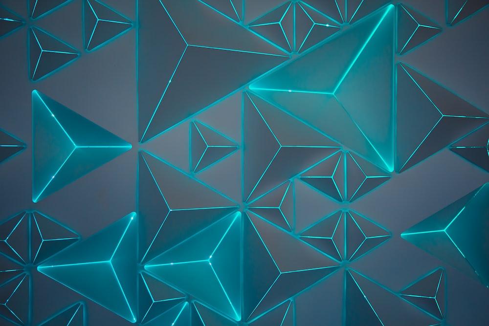 blue wallpaper