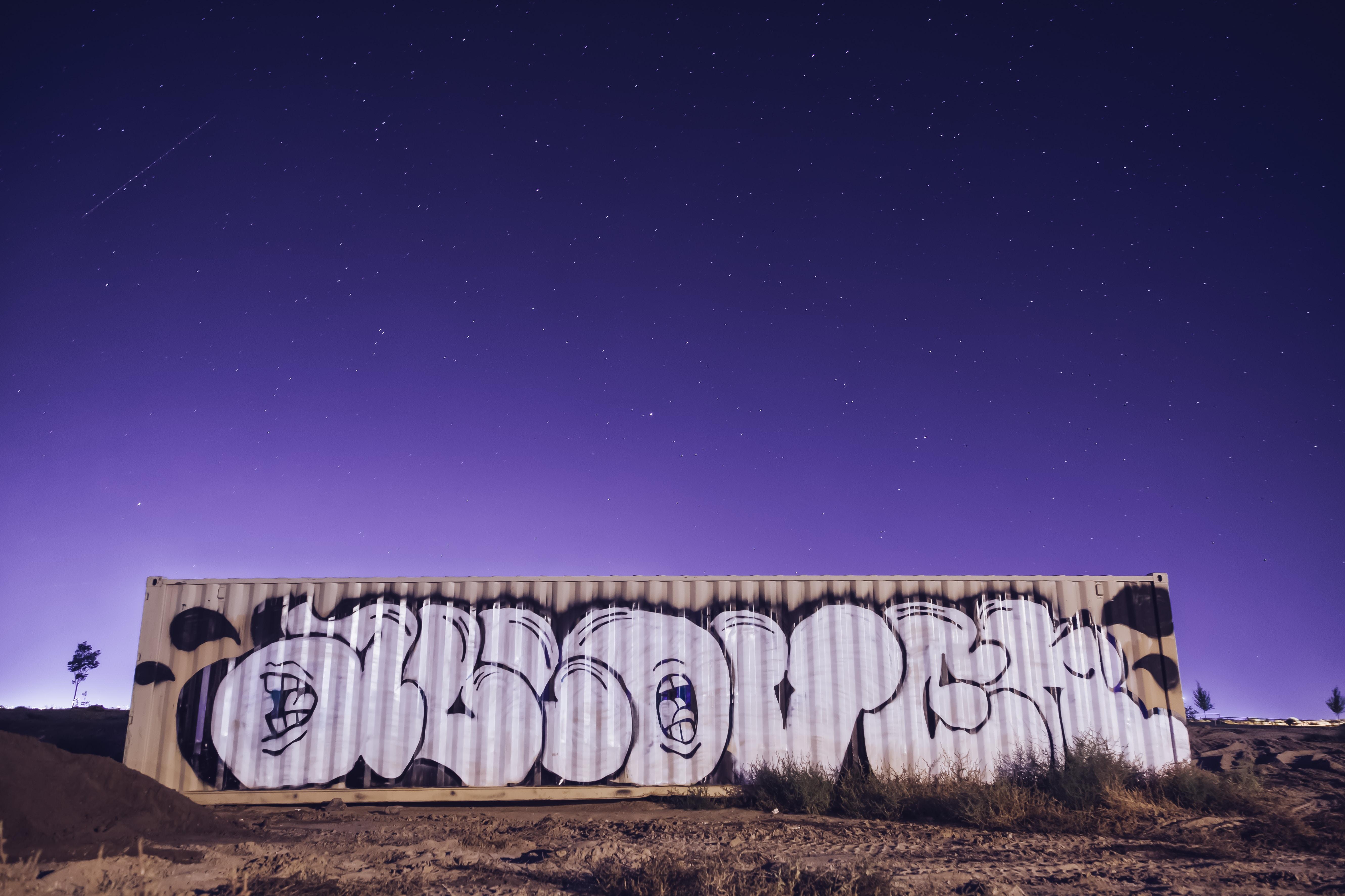Allover graffiti art