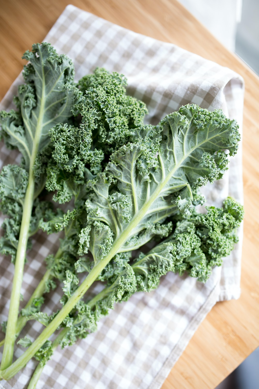 green leaf vegetable