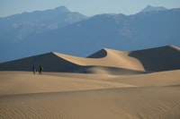 Early morning in Death Valley