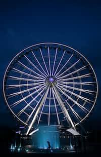 Ferris wheel stranger stories