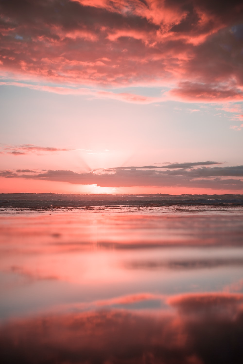 Stunning Pink Sunset Pictures Download Free Images On