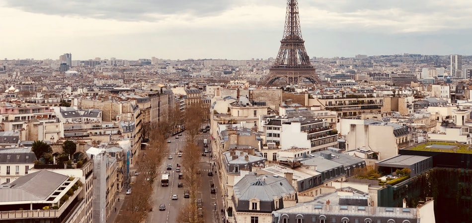 Europe ‐ London, Paris, Brussels, Amsterdam
