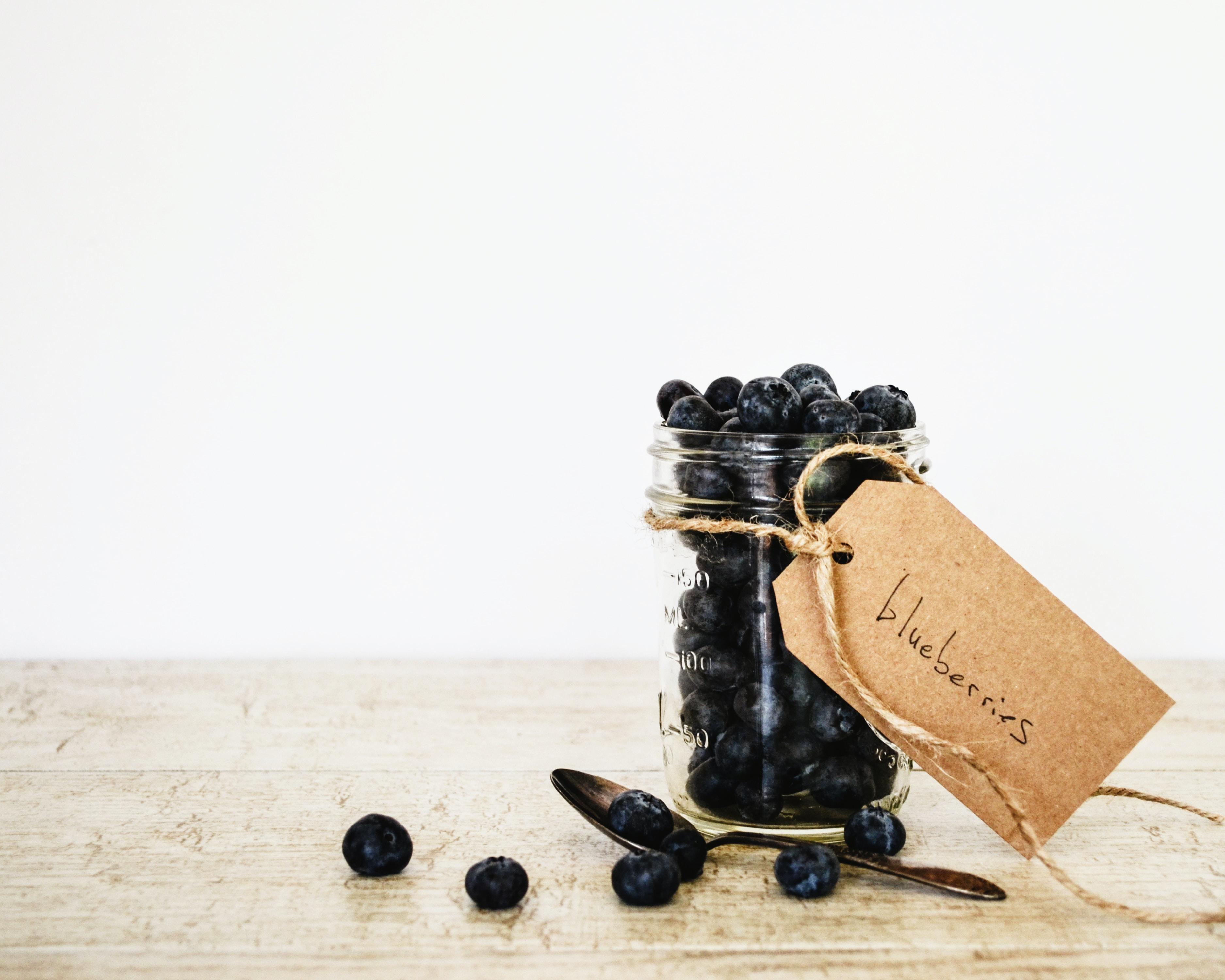 raisins in the jar