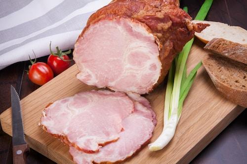 Ham + Gruyere Croissant