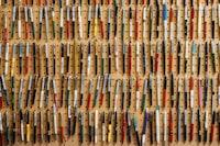 assorted pen lot