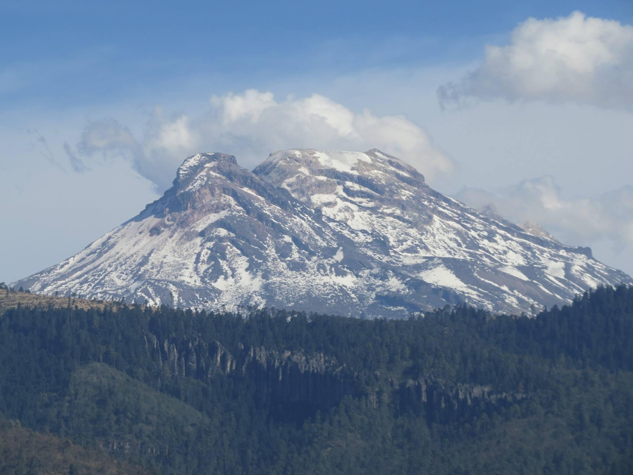 low-angle photo of mountain