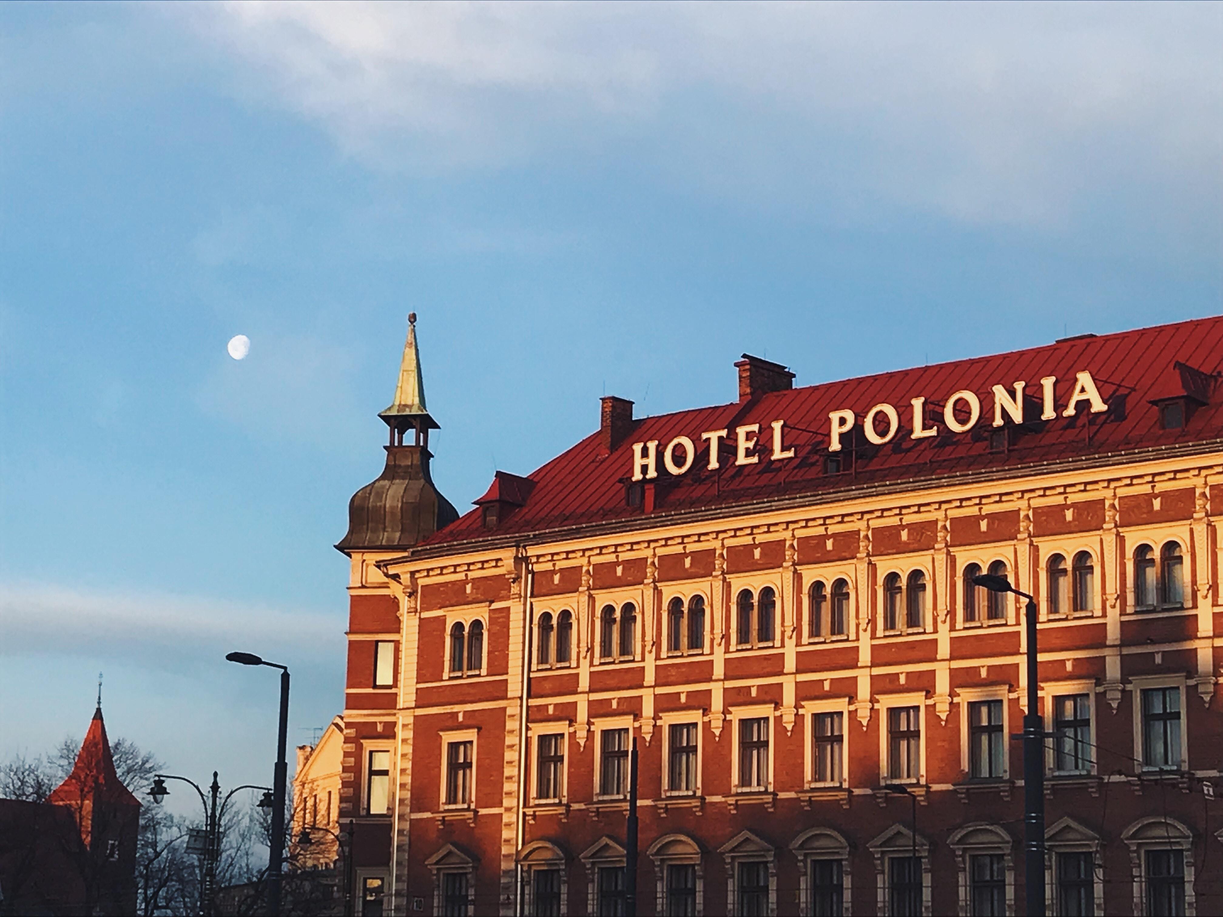 Hotel Polonia building