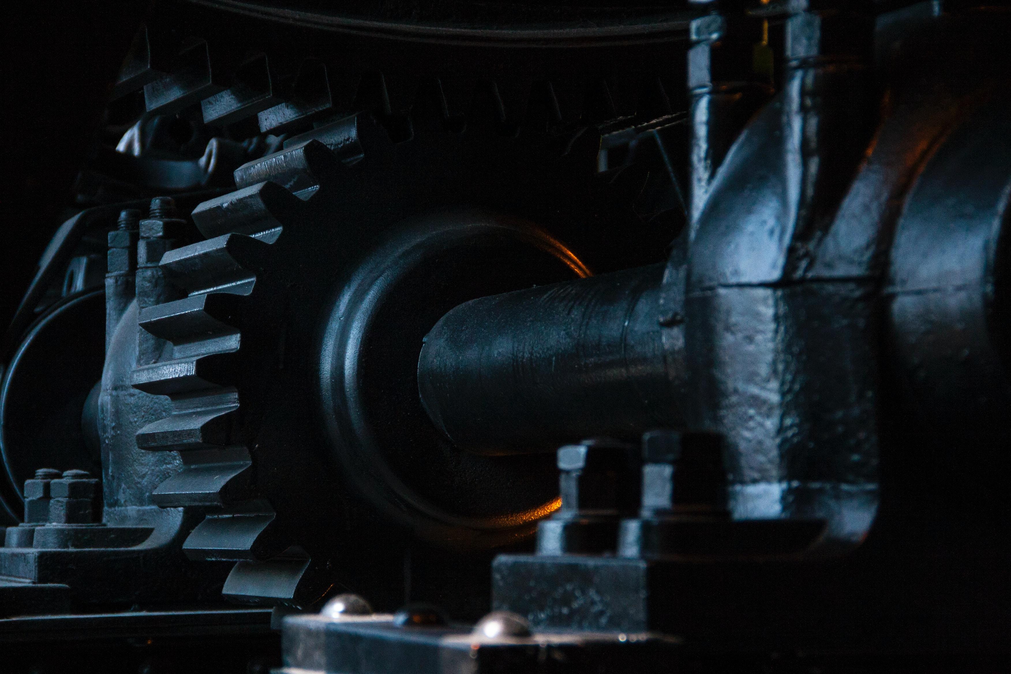 Machine drive gears