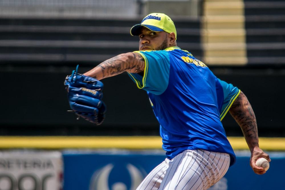 MLB player