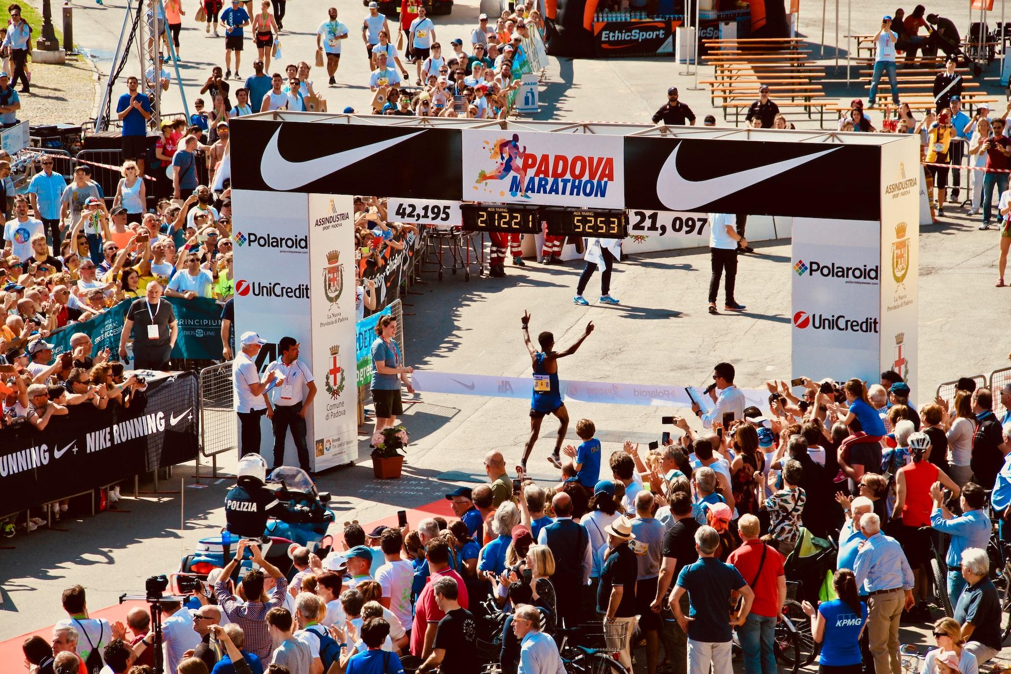 Padova Marathon 2018