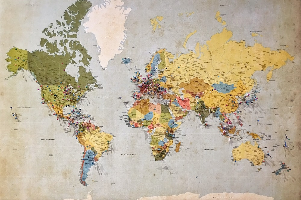 Map Of The World Picture.20 Map Pictures Download Free Images Stock Photos On Unsplash