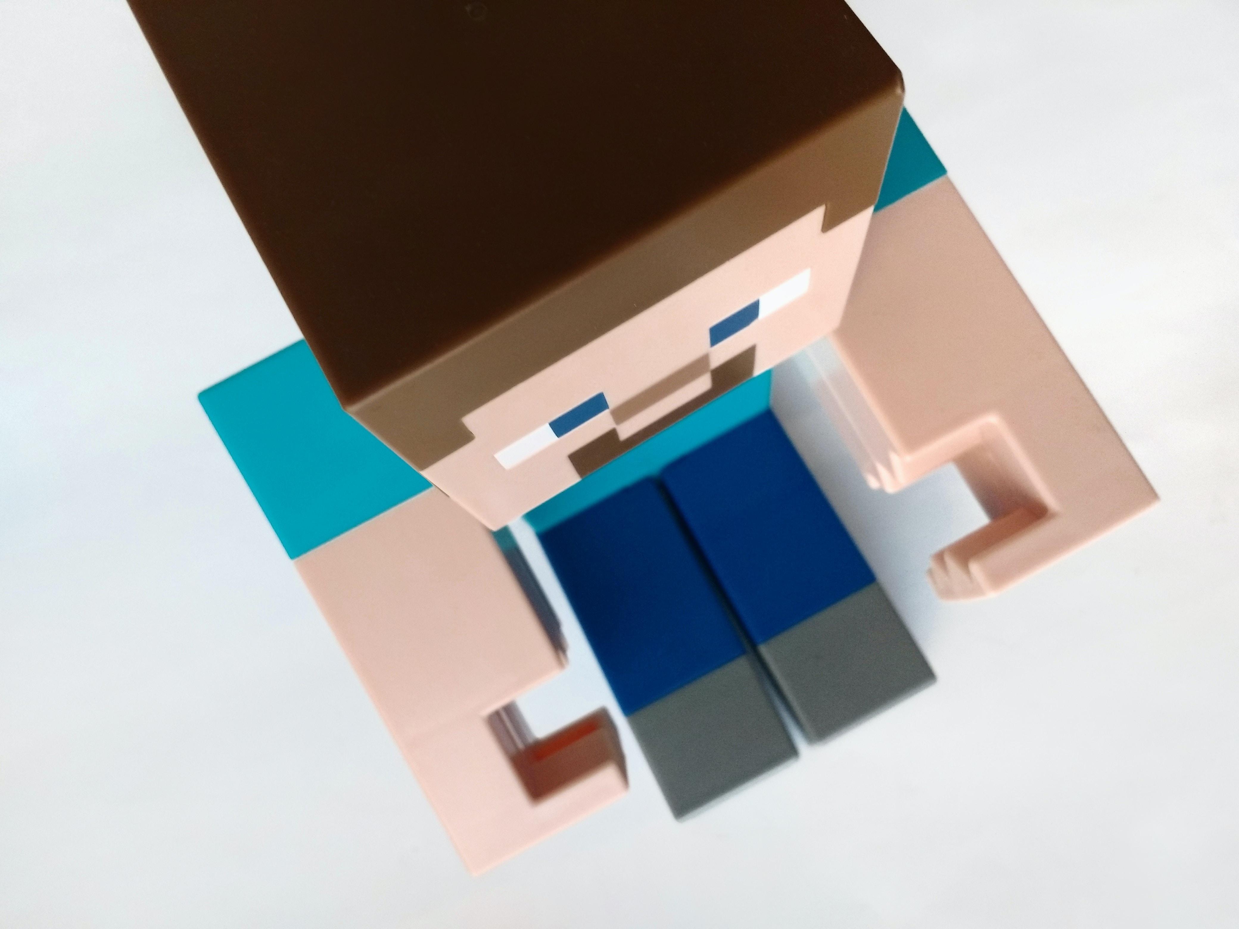 Minecraft Steve toy