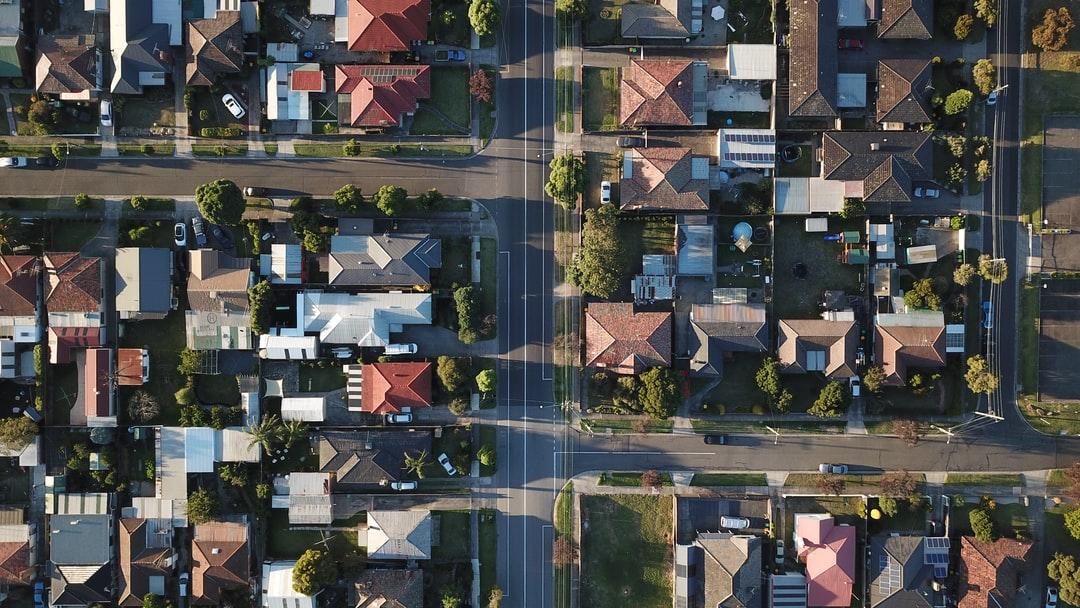 The light was fading as I was flying the Mavic back from another shoot and the symmetry of these streets caught my eye. Love me some long afternoon shadows.