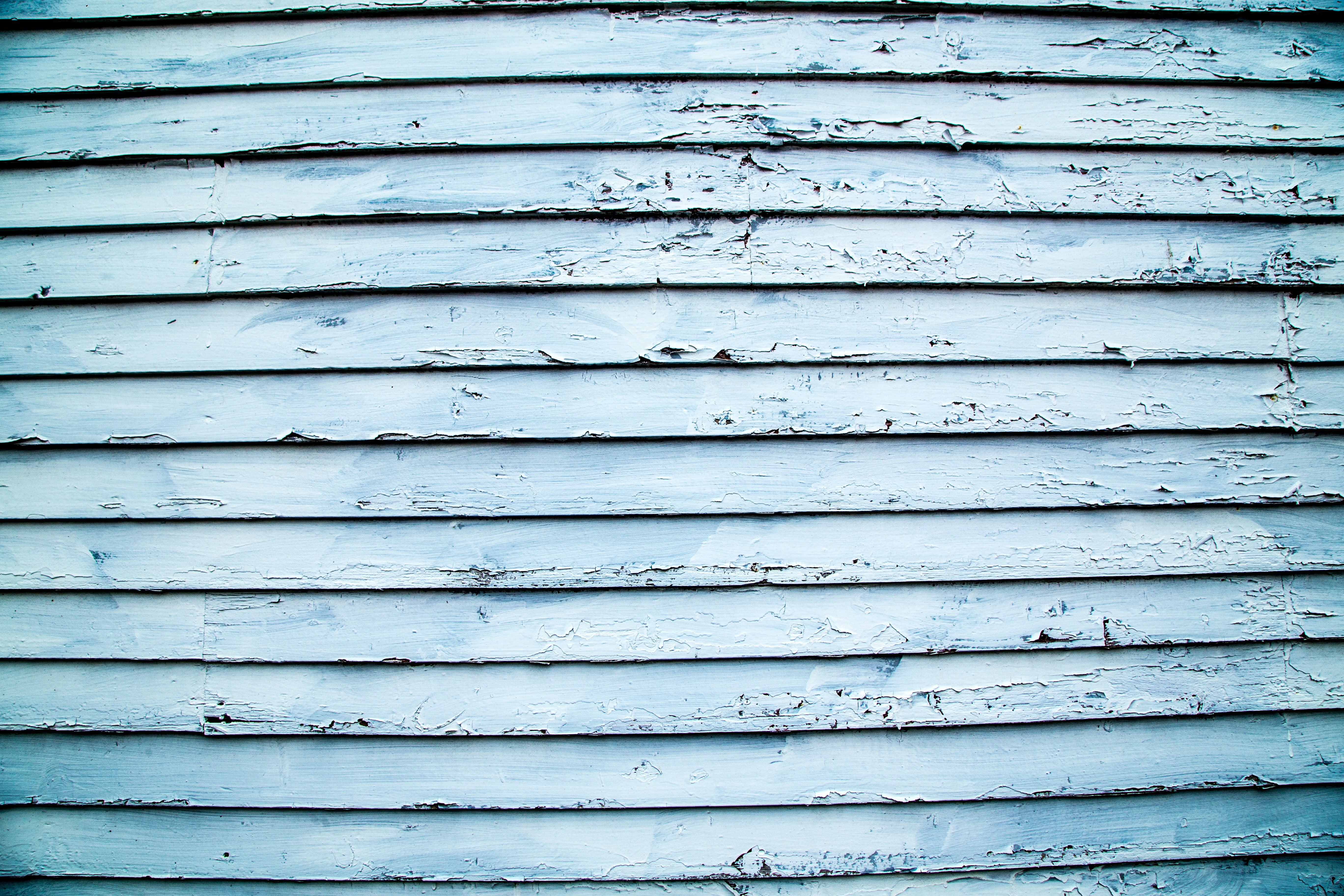white and blue wooden surface