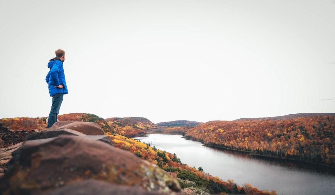 An inspiring hike in Wisconsin!