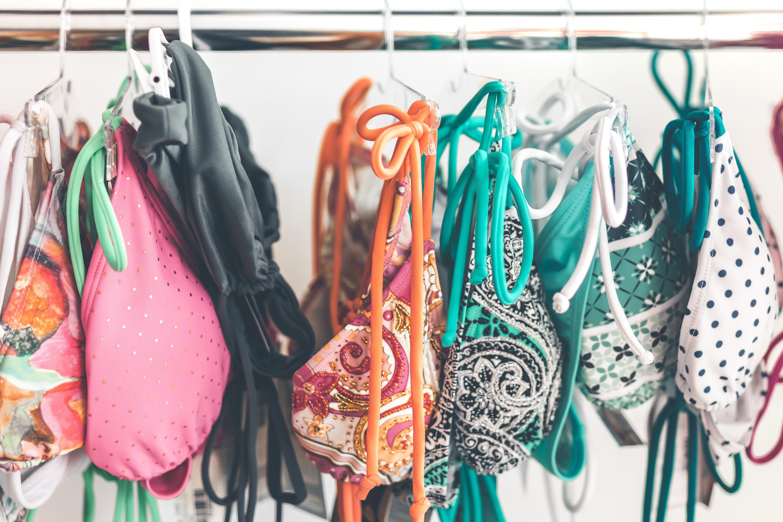 hanged bikinis