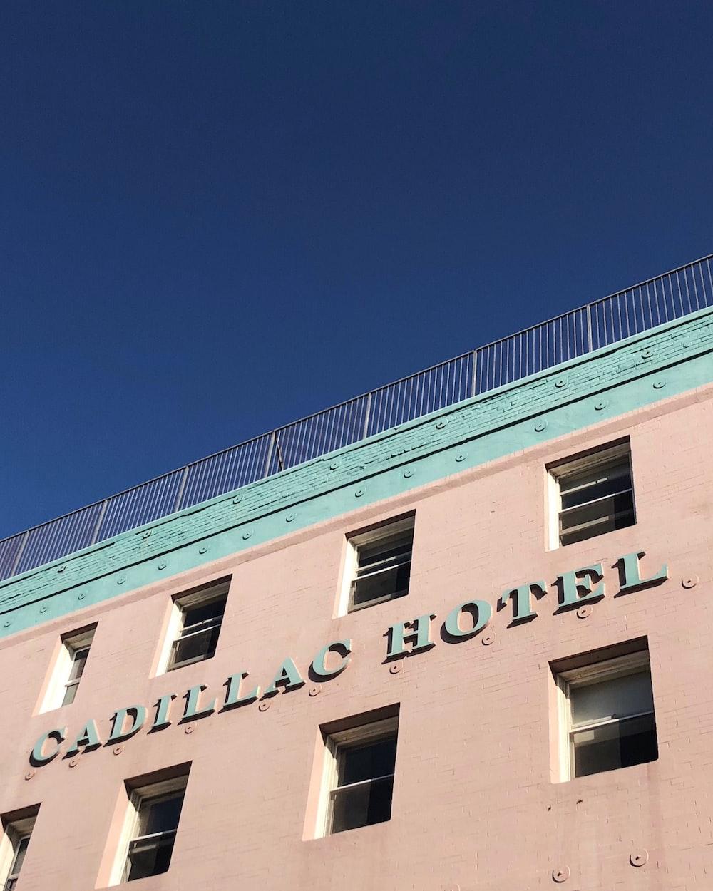 Cadillac Hotel building