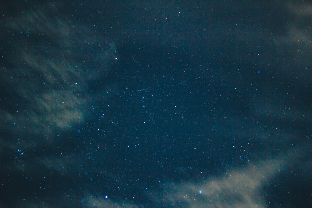 stars above sky