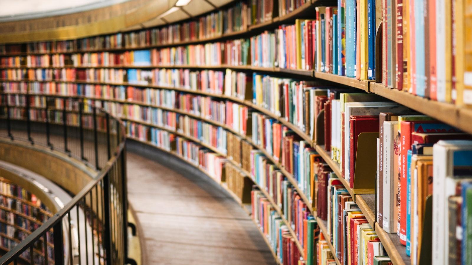 Stadsbiblioteket, Stockholm, Sweden