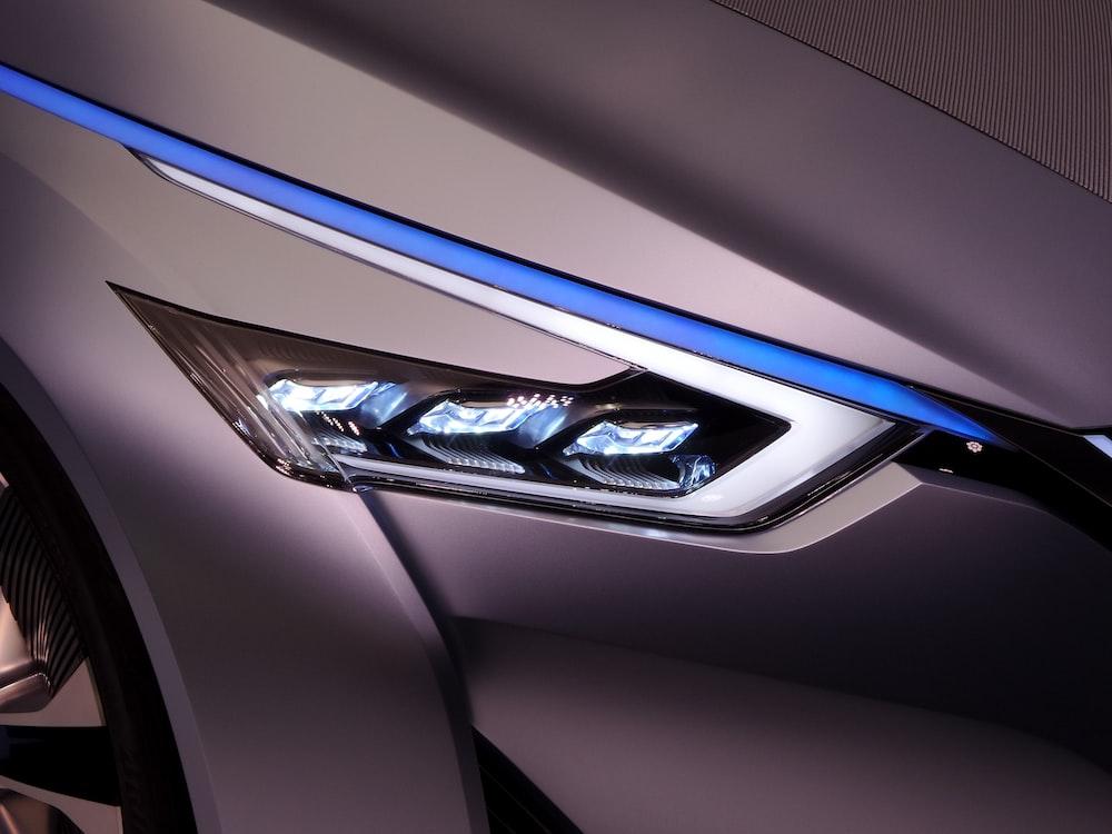 vehicle headlight digital wallpaper
