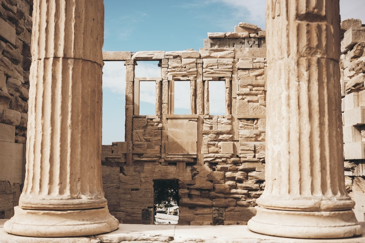 Acropolis,Things to Do in Greece in March