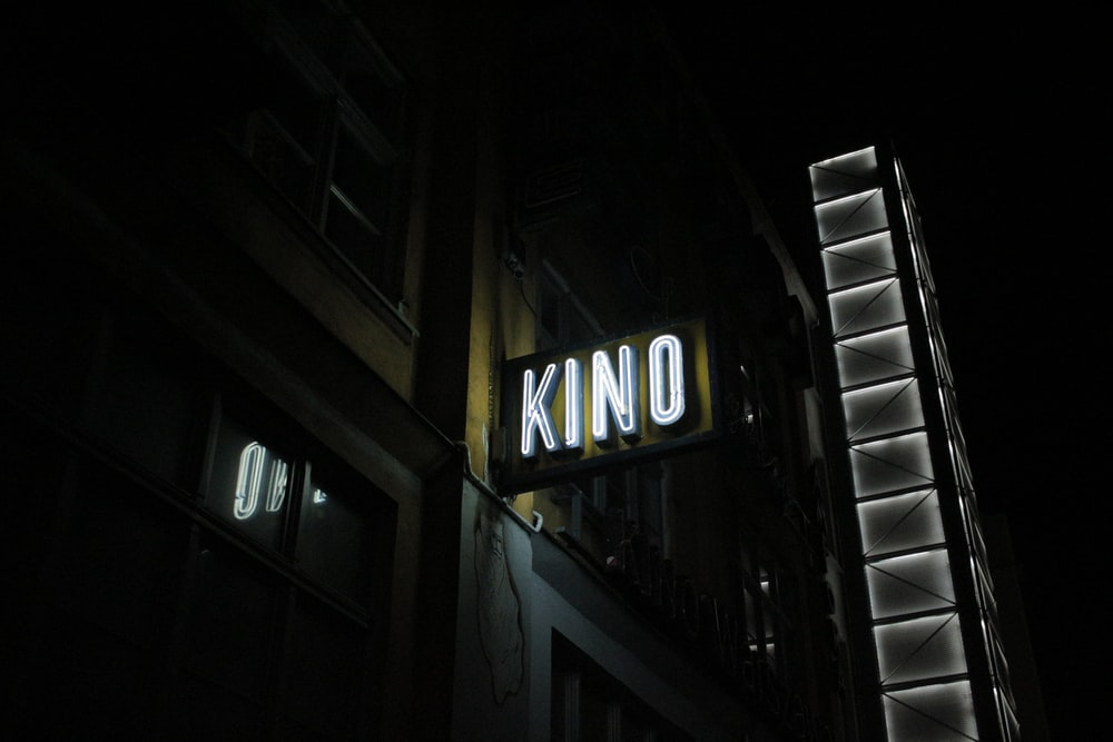kino signage