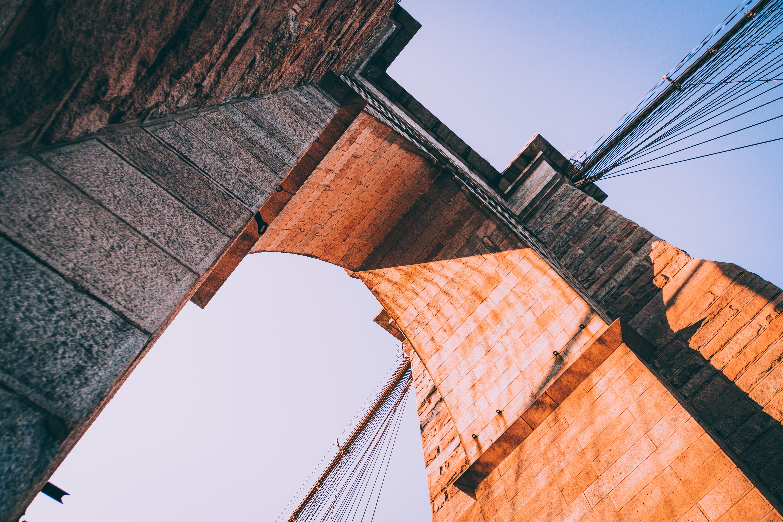 Tower Bridge low angle photography