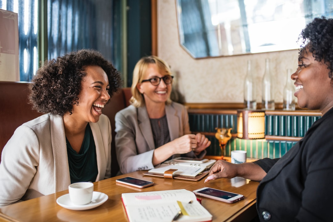 Networking to find your first customer