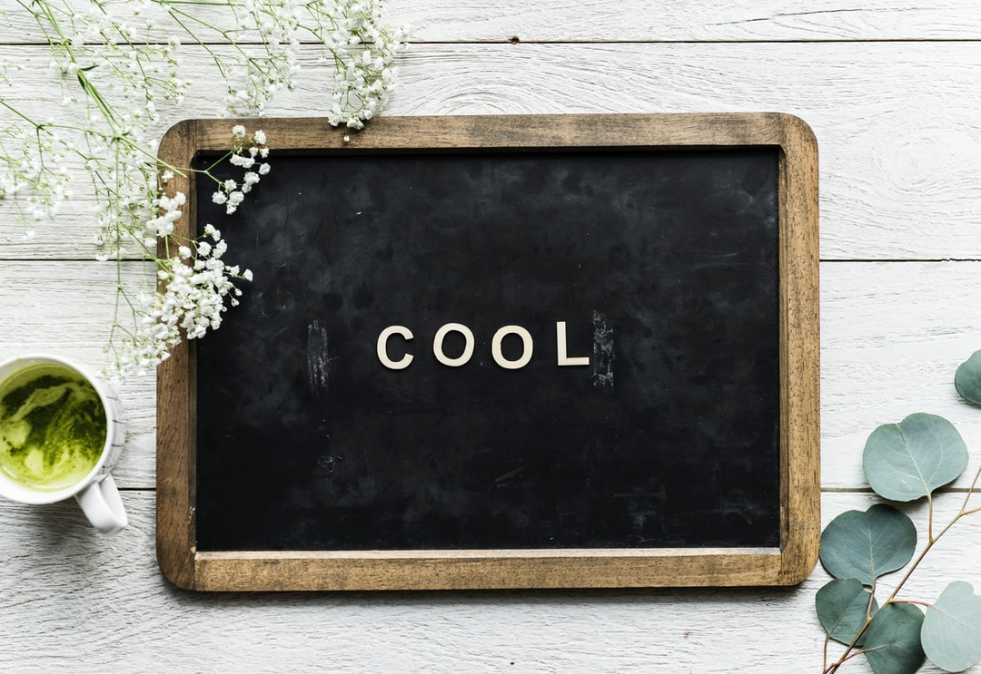 It is for cool peopls