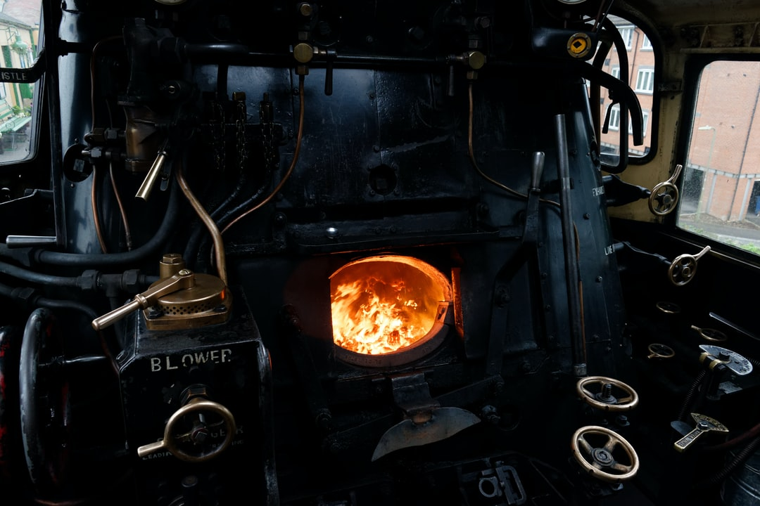 Taken on the footplate of steam train during a 'real ale train' excursion.
