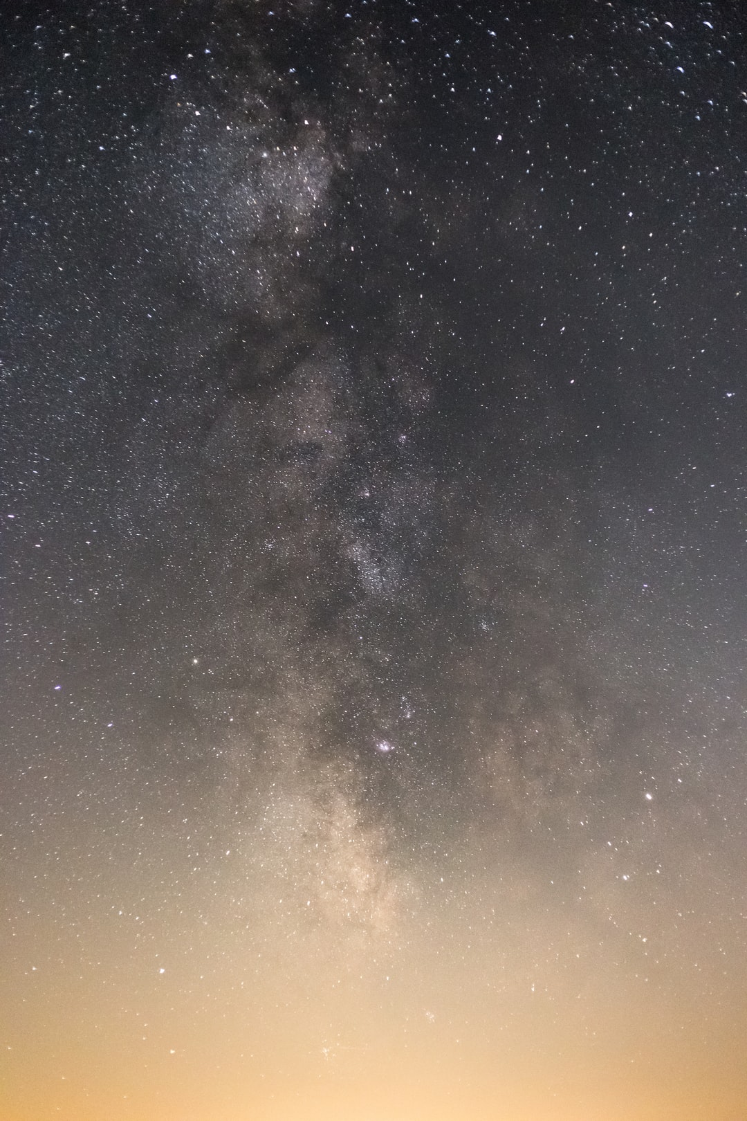 A close-up shot of the Milky Way using a 50mm. Lessons learned: I should have used a shorter exposure with higher ISO to further prevent star trailing.