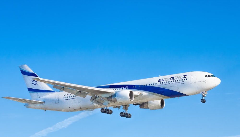 Israel transportation plane