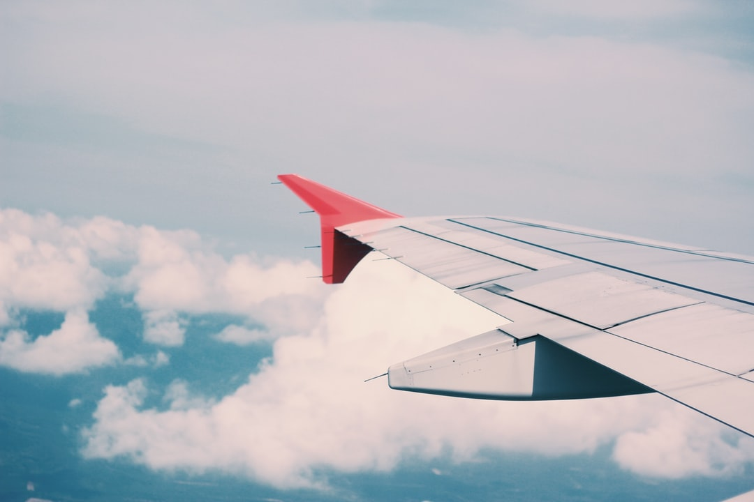 Travel with a plane