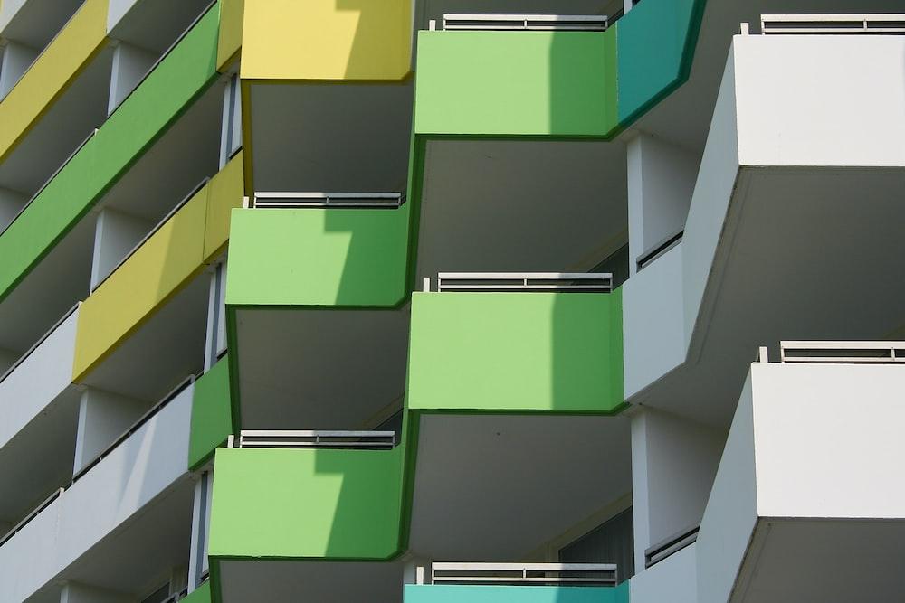 hi-rise building