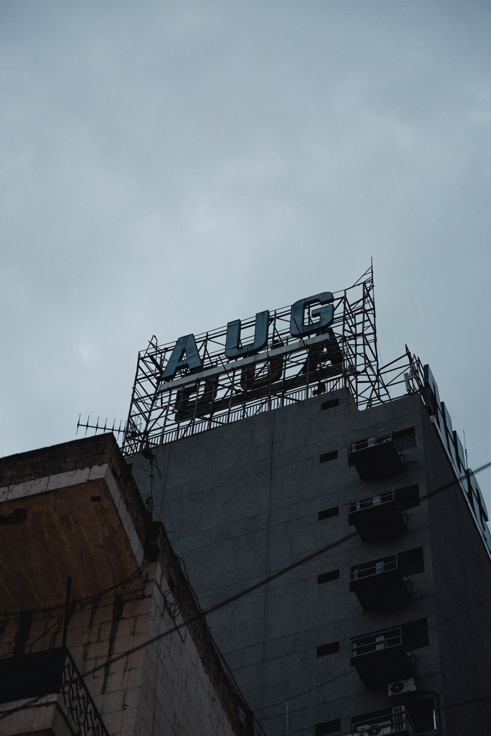 A.U.G. building during daytime
